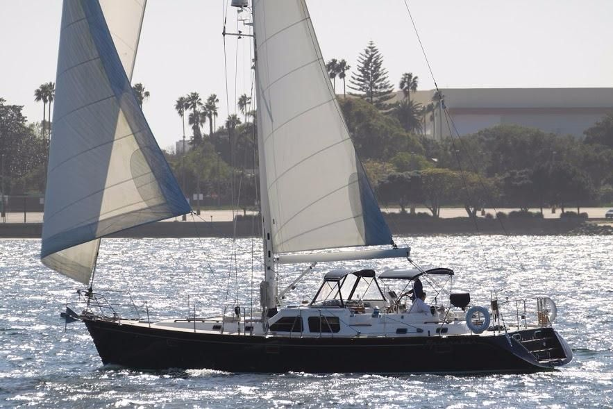 Hylas 54R Raised Saloon Sailboat for sale