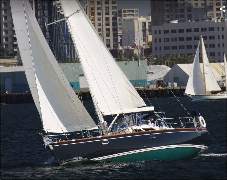 Hylas 54RS Spinnaker for sale