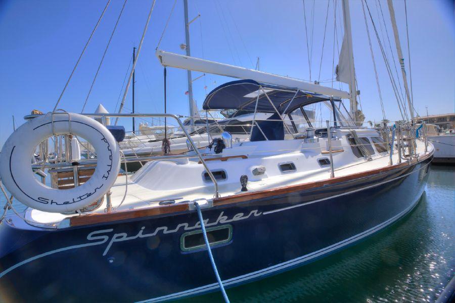 Hylas 54R Sailboat for sale in San Diego