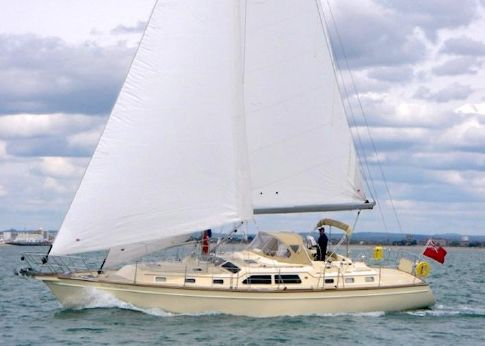 2008 Island Packet 485