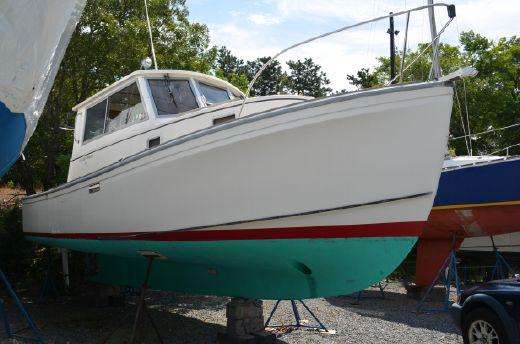 1985 Cape Dory Trawler