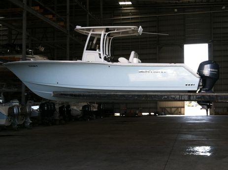 2013 Sea Hunt Gamefish 27