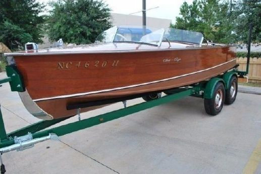 1949 Chris-Craft RUNABOUT