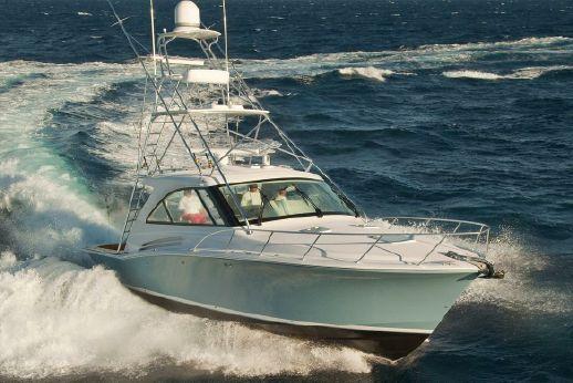 2017 Hatteras 45 Express Sportfish