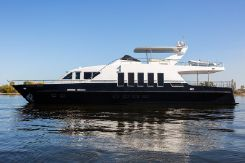 2018 Steel Yacht Pearl of the Dnieper