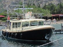 2008 Brandsmavlet 1340 Cabrio Vripack Trawler