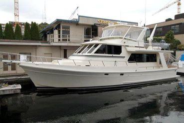 2000 Offshore 48 Pilothouse