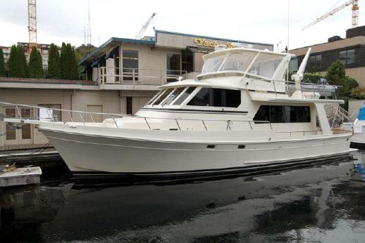 2000 Offshore 48 Pilothouse
