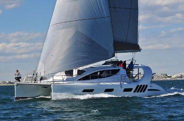 2019 Xquisite Yachts X5 Sail