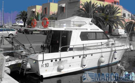 1987 Della Pasqua E Carnevali DC 10 FLY