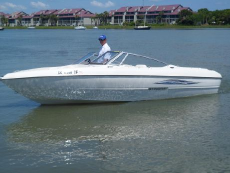2012 Stingray 195 RX