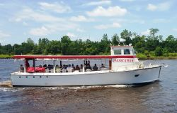 1979 Willard Marine Commercial Tour Boat