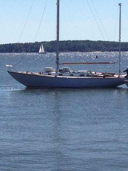 1962 Hinckley Bermuda 40