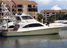 2005 Ocean Yachts Inc Super Sport Enclosed Bridge