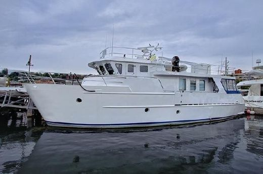 2000 Cape Horn Steel Expedition Yacht