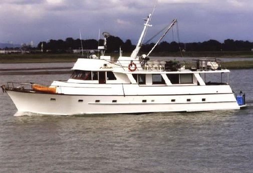 1968 Sather Boat Works Pilothouse