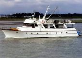 photo of 69' Motor Yacht Pilothouse