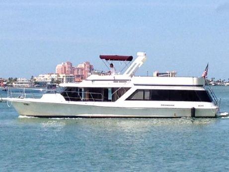 1988 Bluewater 51 Coastal Cruiser