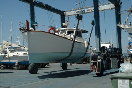 2002 Menorquin 120