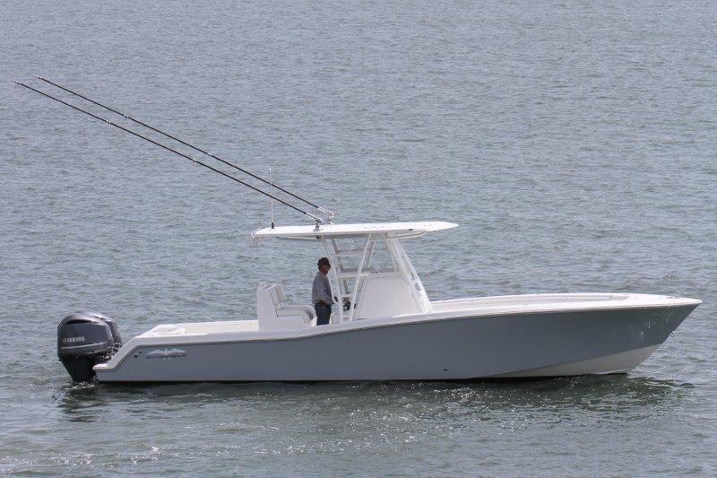 2019 Invincible 33 Open Fisherman Power Boat For Sale - www