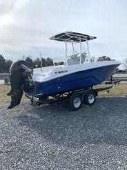 2020 Wellcraft 202 Fisherman