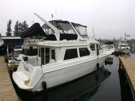 2001 Navigator Pilothouse Motoryacht
