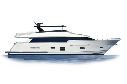2017 Hatteras 90 Motor Yacht