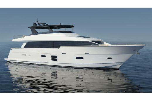2018 Hatteras 90 Motor Yacht