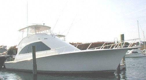 2001 Ocean Super Sport