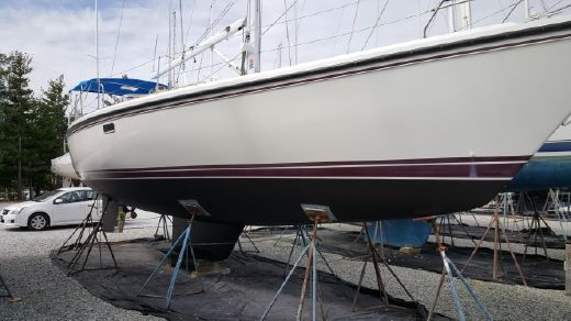 1992 Catalina 42 Tri Cabin