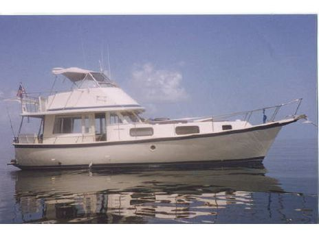 1978 Schucker 438 Trawler