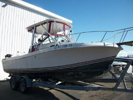 1986 Chris Craft 215 Scorpion