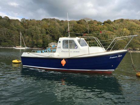 2014 Orkney Boats Pilot House 20
