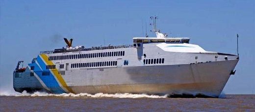 1997 Custom RoPax Fast Ferry