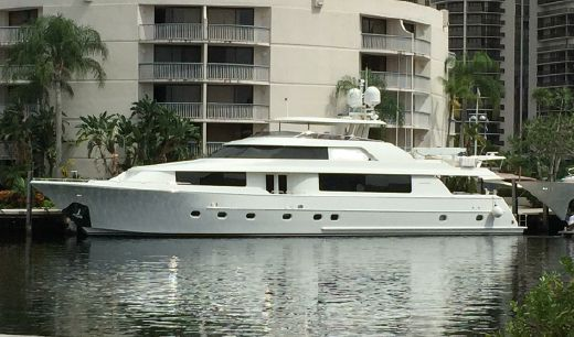 2010 Westport Raised Pilothouse MY