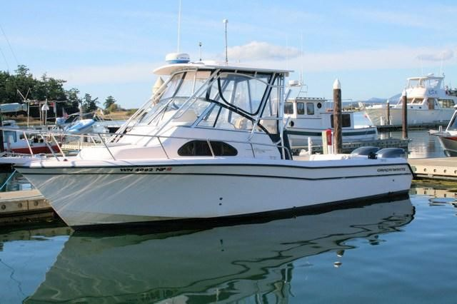 2005 Grady White 28 Sailfish Power Boat For Sale Www