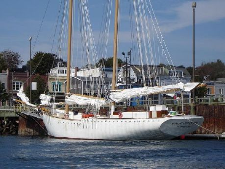 2006 Custom Built Fiberglass Schooner - Certified for 100 Passengers