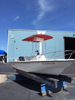 2003 Boston Whaler 160 Dauntless