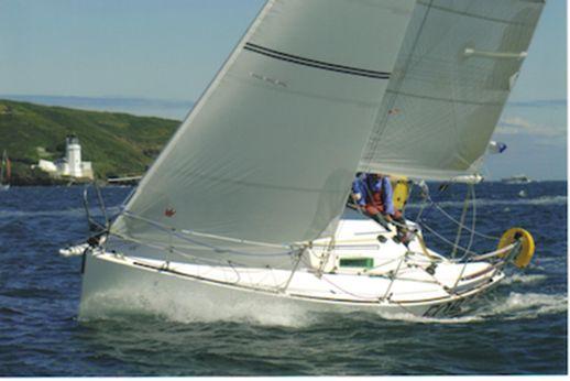 1993 J Boats 92