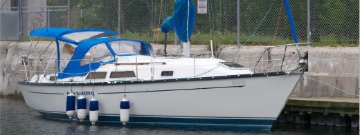 1988 Mirage sloop