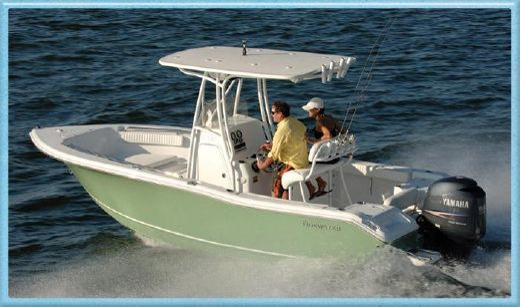 2015 Tidewater 216 Adventure