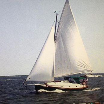1909 Linnell Custom Sail Gaff rig