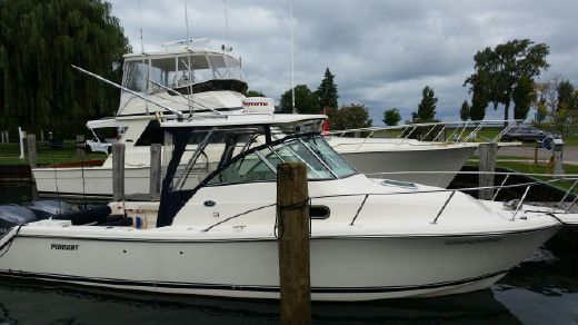 2007 Pursuit 285 Offshore