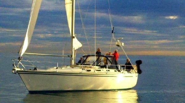 Hunter Sailboats For Sale >> 1988 Hunter Legend 40 Sail Boat For Sale - www.yachtworld.com