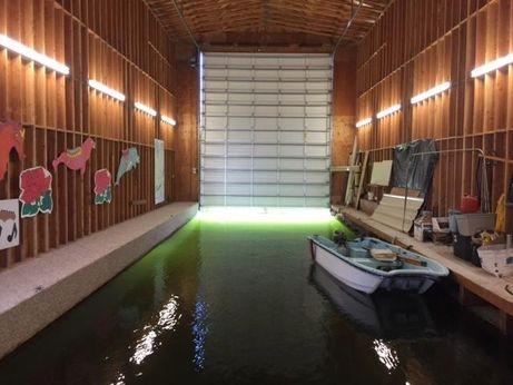 2010 Custom Boathouse