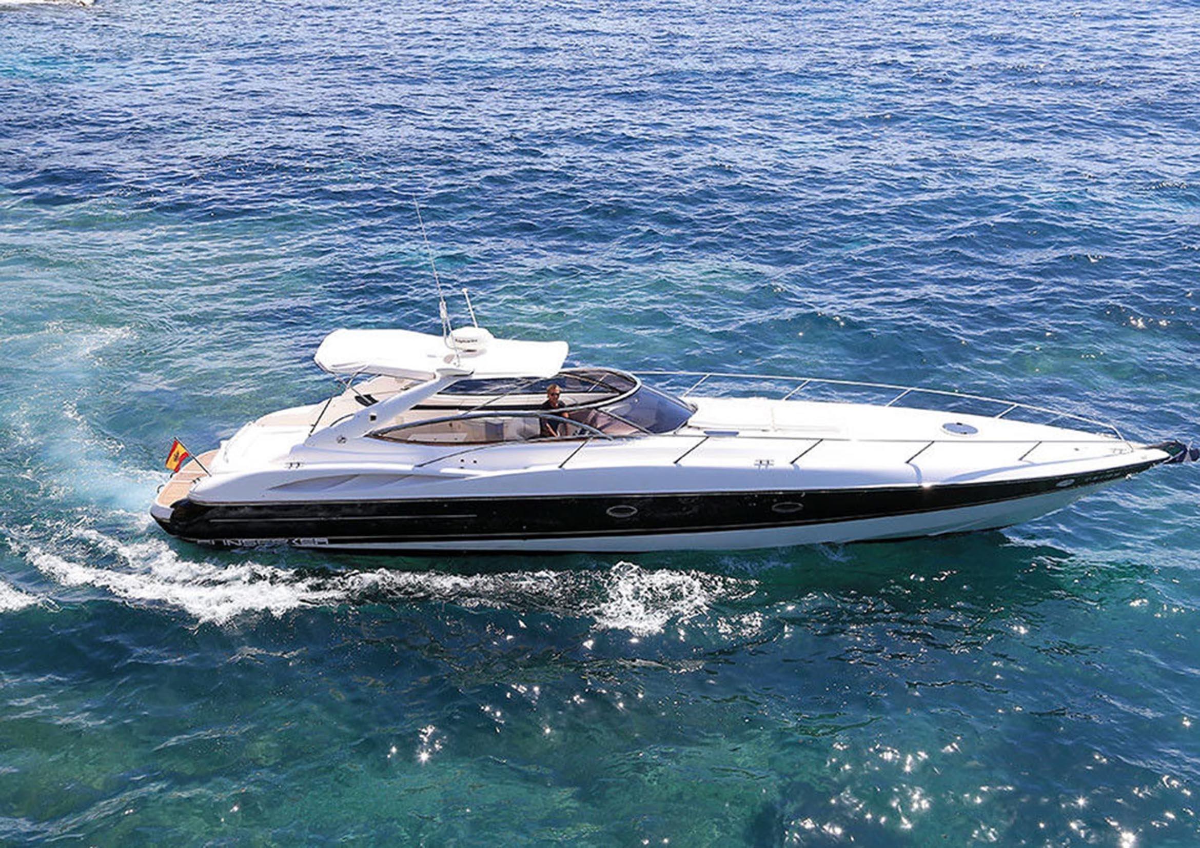1996 Sunseeker Superhawk 48 Power Boat For Sale - www.yachtworld.com