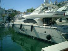 2008 Dominator Yachts 680 S