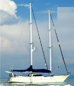 1989 Luxurious 19.8m Motor Sailor Yacht