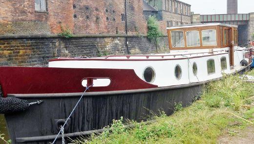 2015 Tyler Wilson Tingdene Replica Barge