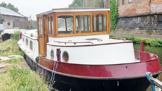 2015 Tyler Wilson Replica Dutch Barge